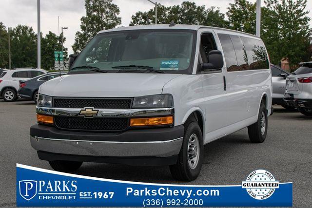 2019 Chevrolet Express Passenger LT