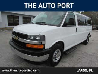 2019 Chevrolet Express Passenger LT 12Pass. in Largo, Florida 33773