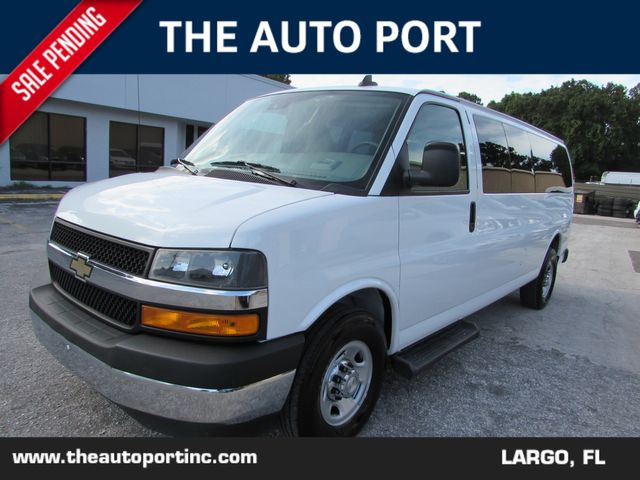 2019 Chevrolet Express Passenger LT in Largo, Florida 33773