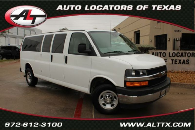 2019 Chevrolet Express Passenger LT | Plano, TX | Consign My Vehicle in Plano TX