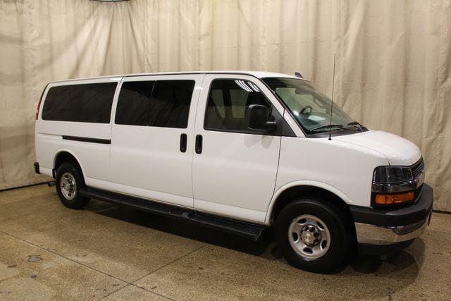 2019 Chevrolet Express 15 passenger LT in Roscoe, IL 61073