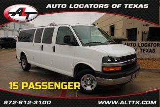 2019 Chevrolet Express Passenger LT 15 PASSENGER in Plano, TX 75093