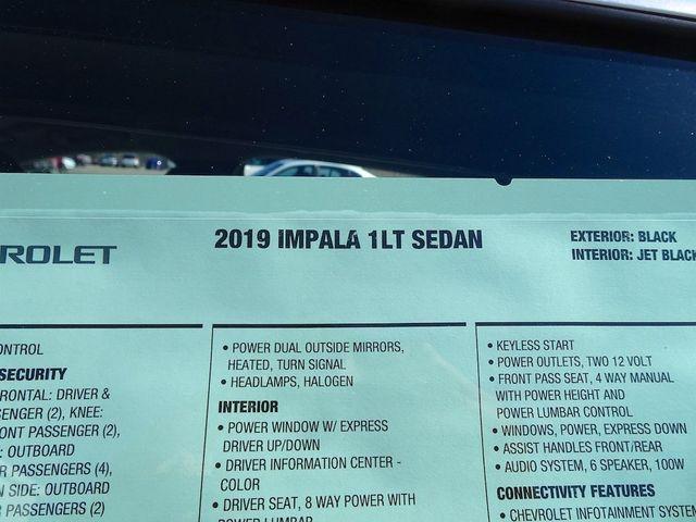 2019 Chevrolet Impala LT Madison, NC 47