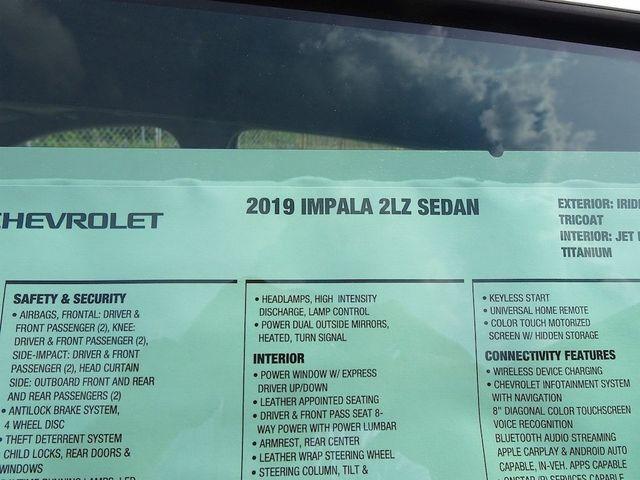 2019 Chevrolet Impala Premier Madison, NC 48