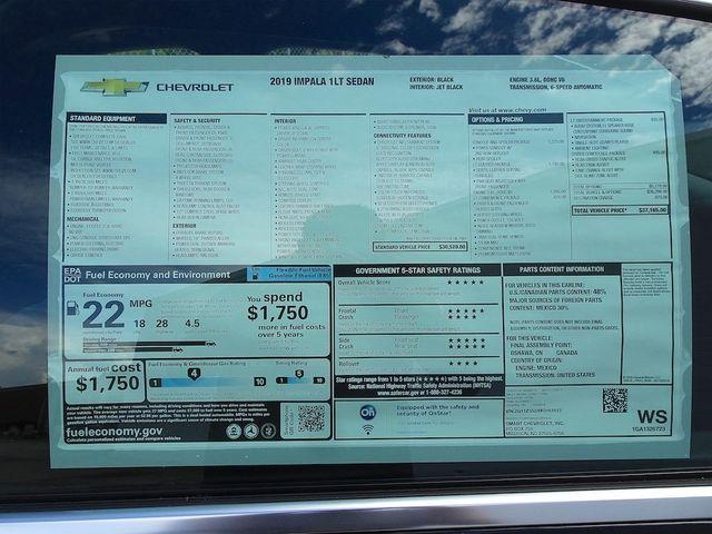 2019 Chevrolet Impala LT Madison, NC 46