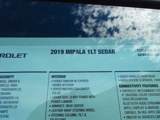 2019 Chevrolet Impala LT Madison, NC 47