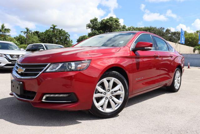 2019 Chevrolet Impala LT in Miami, FL 33142