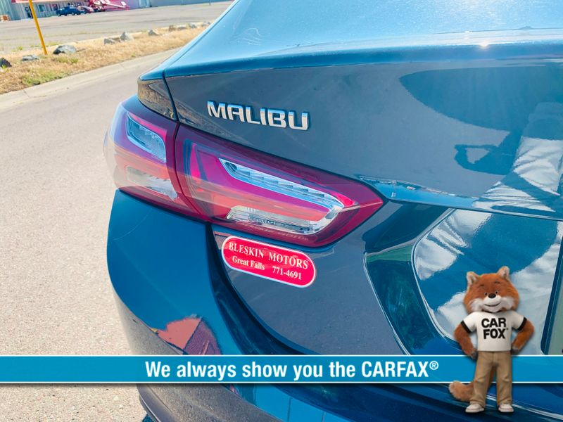 2019 Chevrolet Malibu 4d Sedan LT  city MT  Bleskin Motor Company   in Great Falls, MT