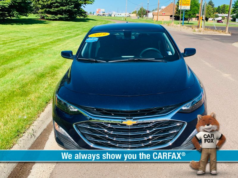 2019 Chevrolet Malibu 4d Sedan LT  city MT  Bleskin Motor Company   in Great Falls, MT