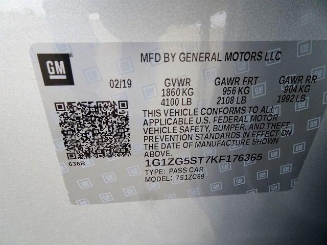 2019 Chevrolet Malibu RS Madison, NC 53