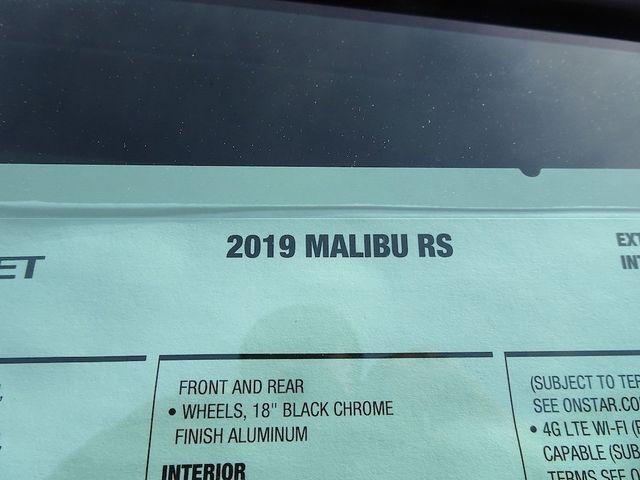 2019 Chevrolet Malibu RS Madison, NC 43
