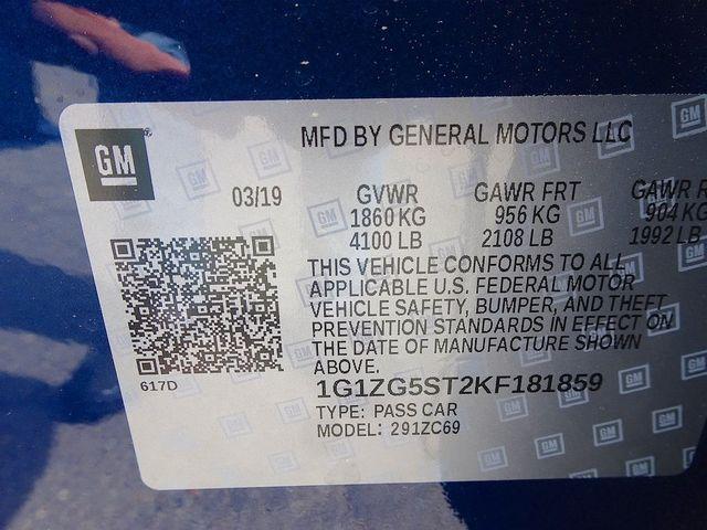 2019 Chevrolet Malibu RS Madison, NC 50