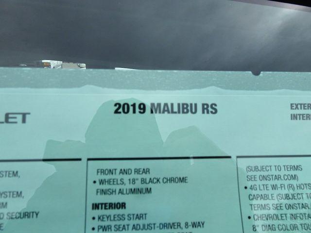 2019 Chevrolet Malibu RS Madison, NC 47