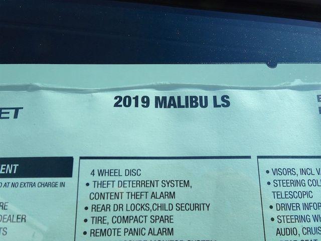 2019 Chevrolet Malibu LS Madison, NC 43