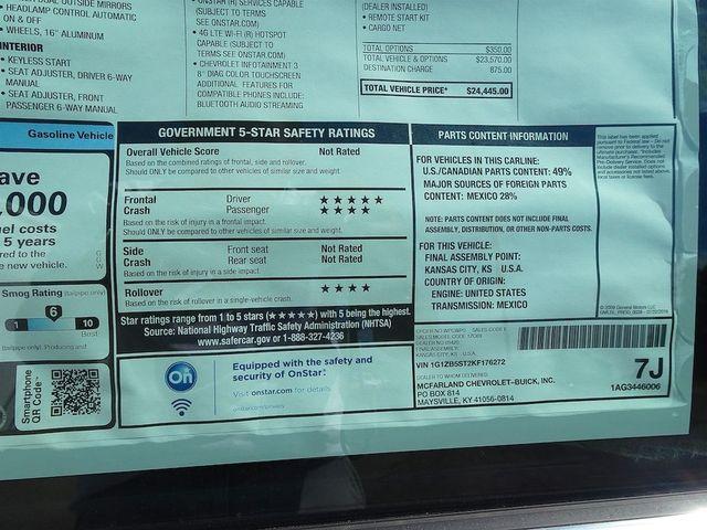 2019 Chevrolet Malibu LS Madison, NC 48