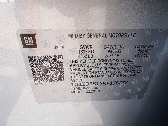 2019 Chevrolet Malibu LS Madison, NC 49