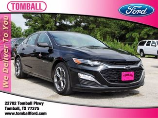2019 Chevrolet Malibu RS in Tomball, TX 77375