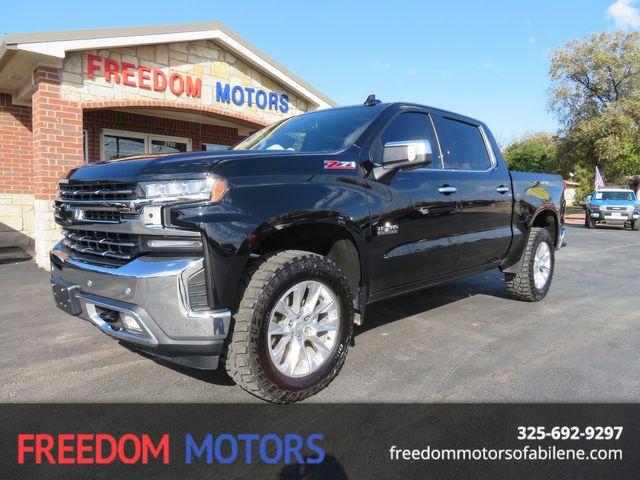 2019 Chevrolet Silverado 1500 LTZ 4X4 | Abilene, Texas | Freedom Motors  in Abilene,Tx Texas