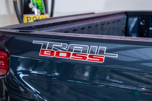 2019 Chevrolet Silverado 1500 Custom Trail Boss 4x4 in Addison, Texas 75001