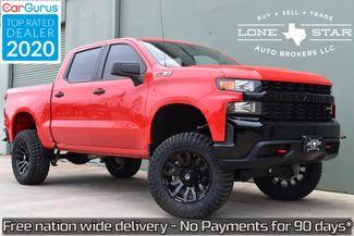 2019 Chevrolet Silverado 1500 Lifted Custom Trail Boss   Arlington, TX   Lone Star Auto Brokers, LLC-[ 2 ]