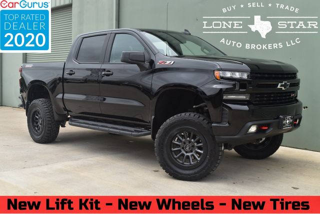 2019 Chevrolet Silverado 1500 LT Trail Boss   Arlington, TX   Lone Star Auto Brokers, LLC-[ 2 ]