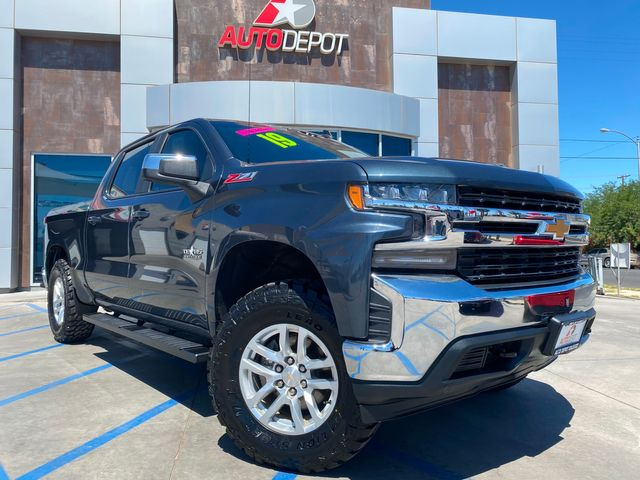 2019 Chevrolet Silverado 1500 LT in Calexico, CA 92231