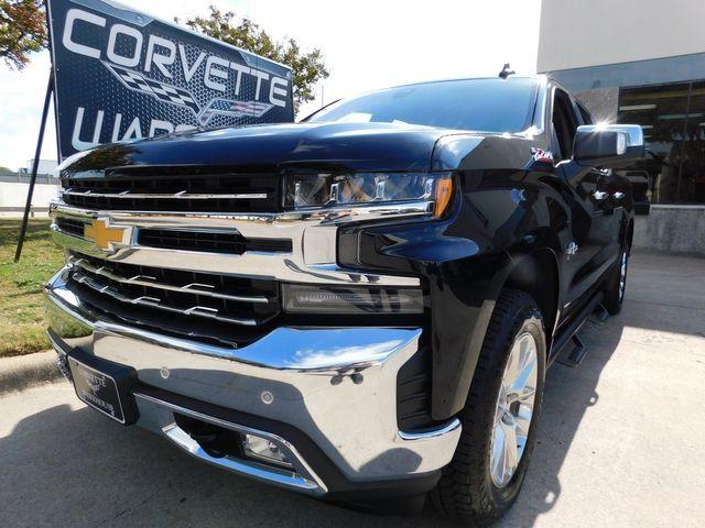 2019 Chevrolet Silverado 1500 LTZ Texas Edition 4x4, NAV, Polished Wheels 7k in Dallas, Texas 75220