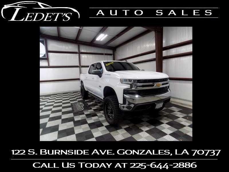 2019 Chevrolet Silverado 1500 LT - Ledet's Auto Sales Gonzales_state_zip in Gonzales Louisiana