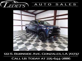 2019 Chevrolet Silverado 1500 LT Trail Boss - Ledet's Auto Sales Gonzales_state_zip in Gonzales