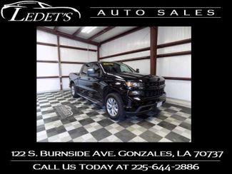 2019 Chevrolet Silverado 1500 Custom - Ledet's Auto Sales Gonzales_state_zip in Gonzales