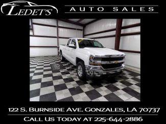 2019 Chevrolet Silverado 1500 LD LT - Ledet's Auto Sales Gonzales_state_zip in Gonzales