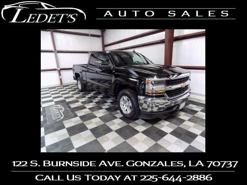 2019 Chevrolet Silverado 1500 LD LT - Ledet's Auto Sales Gonzales_state_zip in Gonzales Louisiana