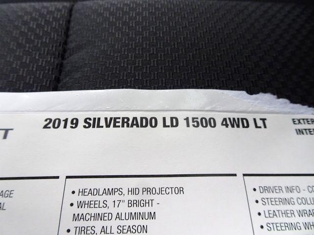 2019 Chevrolet Silverado 1500 LD LT Madison, NC 48