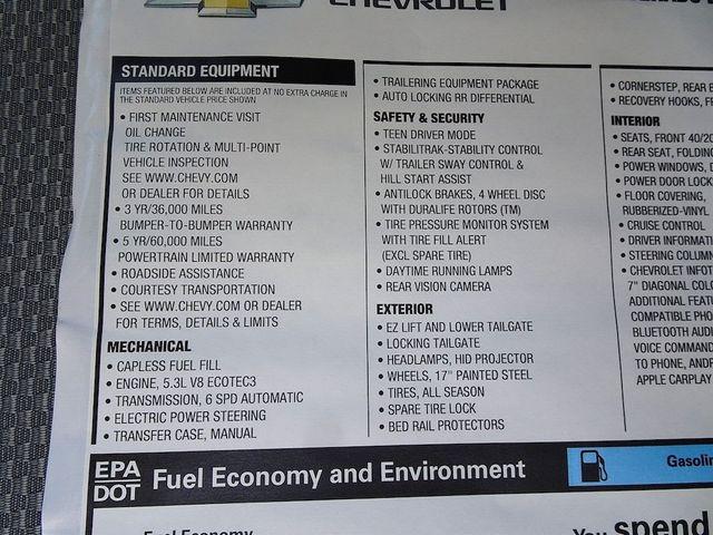 2019 Chevrolet Silverado 1500 LD Work Truck Madison, NC 46