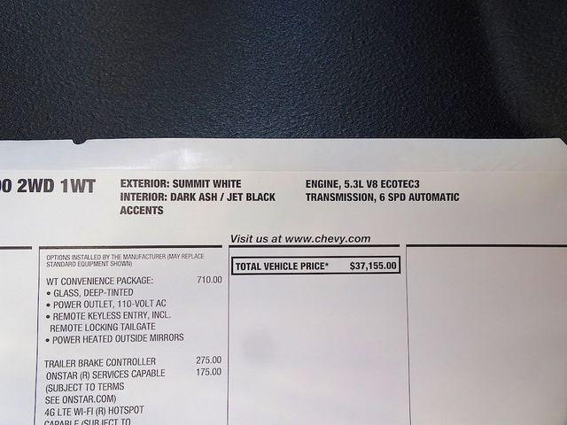 2019 Chevrolet Silverado 1500 LD Work Truck Madison, NC 44