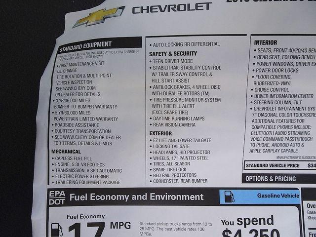 2019 Chevrolet Silverado 1500 LD Work Truck Madison, NC 45