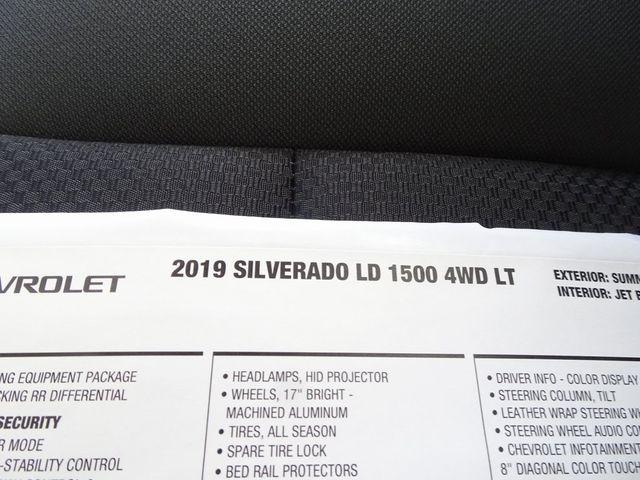 2019 Chevrolet Silverado 1500 LD LT Madison, NC 47