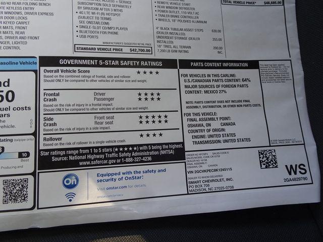 2019 Chevrolet Silverado 1500 LD LT Madison, NC 53