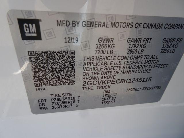 2019 Chevrolet Silverado 1500 LD LT Madison, NC 54