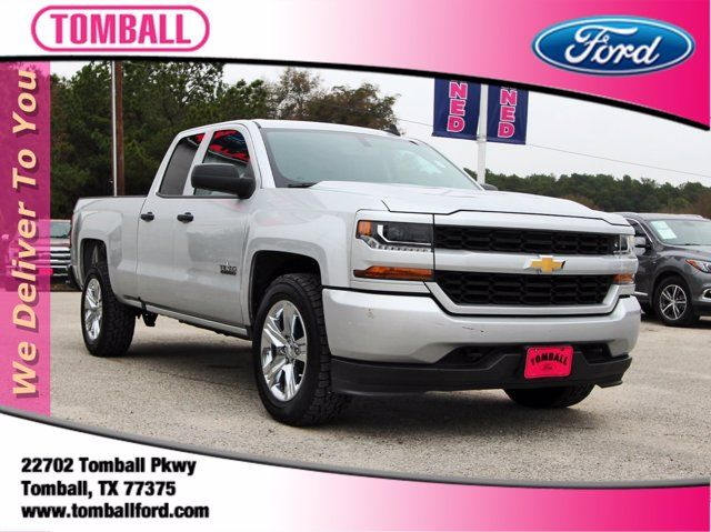 2019 Chevrolet Silverado 1500 LD Custom in Tomball, TX 77375