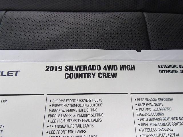 2019 Chevrolet Silverado 1500 High Country Madison, NC 58