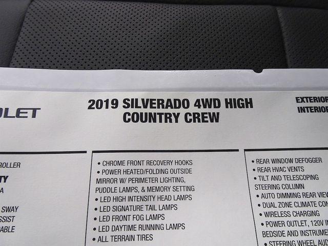 2019 Chevrolet Silverado 1500 High Country Madison, NC 57