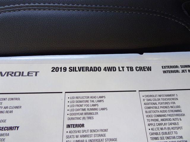 2019 Chevrolet Silverado 1500 LT Trail Boss Madison, NC 52