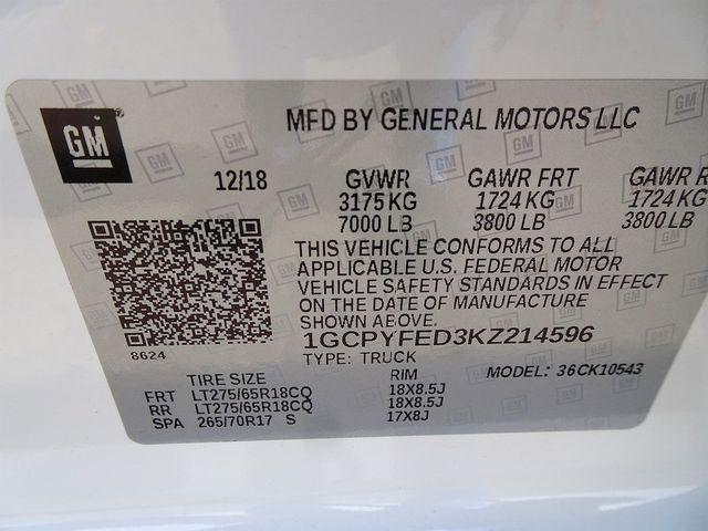 2019 Chevrolet Silverado 1500 LT Trail Boss Madison, NC 59