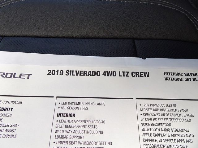 2019 Chevrolet Silverado 1500 LTZ Madison, NC 50