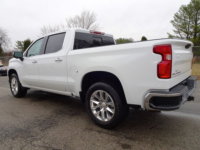 2019 Chevrolet Silverado 1500 LTZ Madison, NC 4