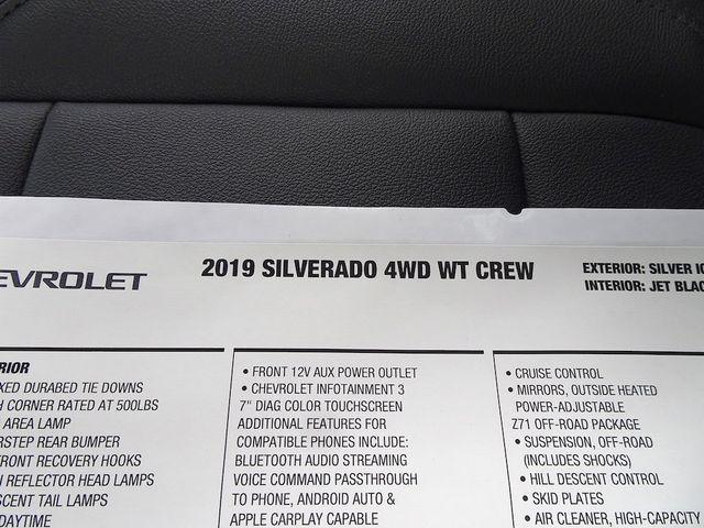 2019 Chevrolet Silverado 1500 Work Truck Madison, NC 45