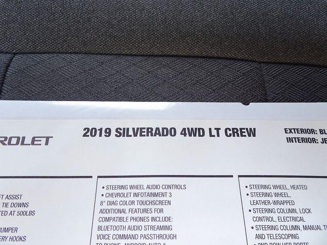 2019 Chevrolet Silverado 1500 LT Madison, NC 47