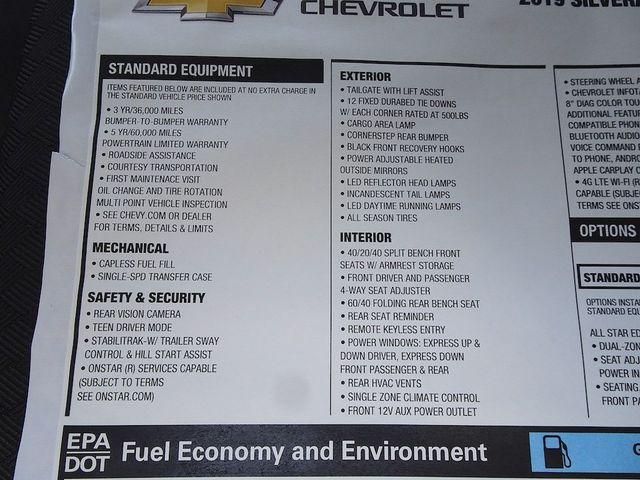 2019 Chevrolet Silverado 1500 LT Madison, NC 49
