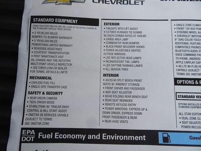 2019 Chevrolet Silverado 1500 LT Madison, NC 50